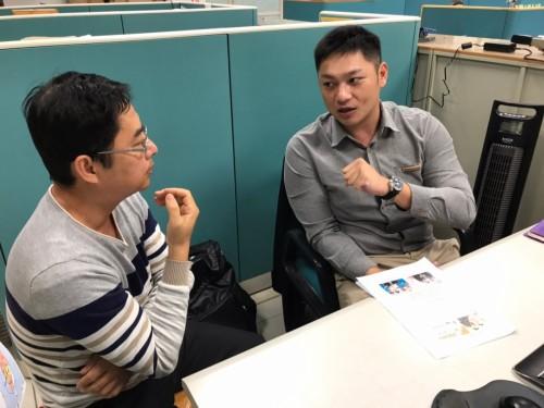 【二月】嘉義市工策會-個案諮詢中