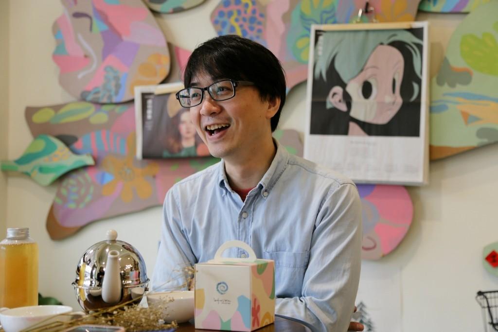 嘉義創業誌003 - Infusion蛋糕。紅茶專賣店張嘉宏:『夢想的續航力;須以獲利為基礎』