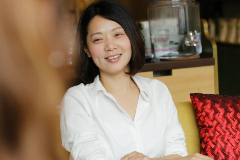 嘉義創業誌001 - 伊米咖啡江宛珍:『夢想的前提是:現實與扎實並存』