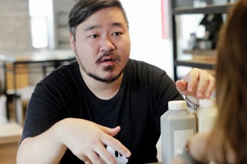 嘉義創業誌002 - 樂豆職人豆漿陳柏年 嘉義市工商策進會
